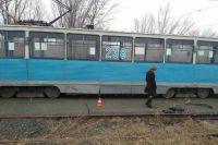 В Орске трамвай сбил 60-летнего пенсионера.