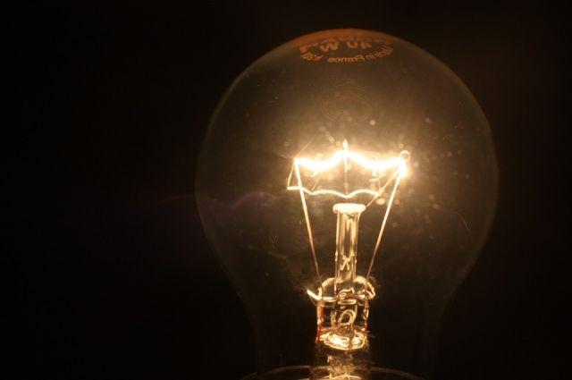 Где не будет света в Оренбурге 7 ноября?