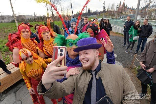 Ожидается, что в этом году столицу посетят 22 с лишним миллиона туристов из-за рубежа и из российских регионов.