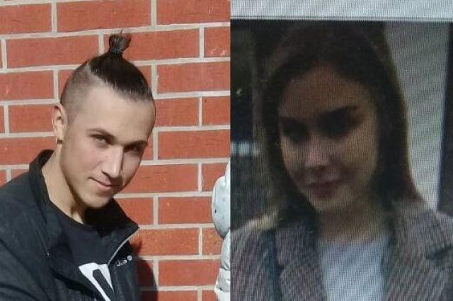 Никита Косенков и Алиса Бесчеревных.