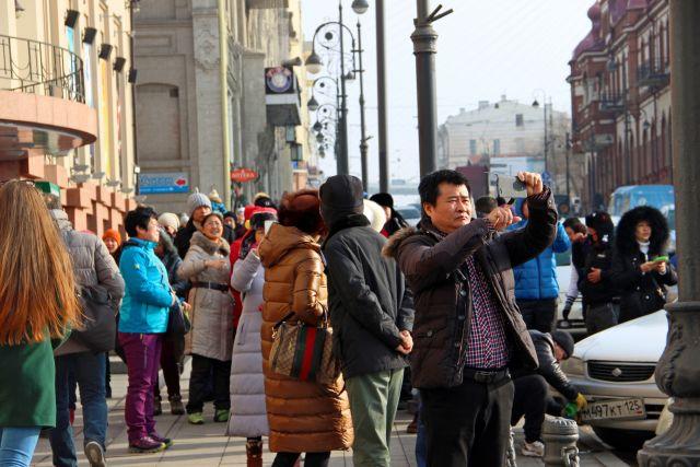 Многочисленным иностранцам интерсно туристическое и деловое Приморье.