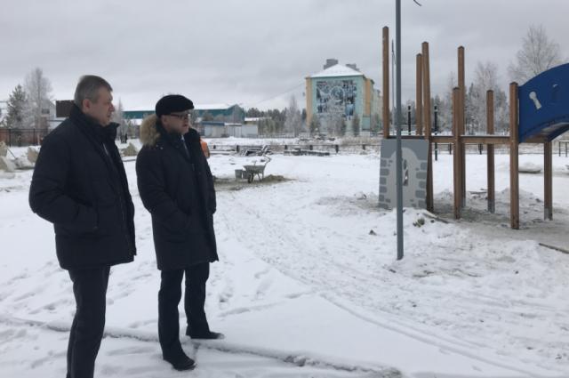Представитель губернатора Ямала посетил Надымский район