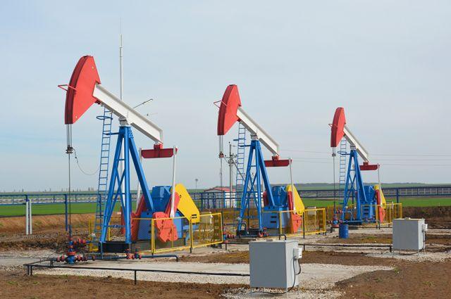 Цена на нефть Brent опустилась ниже $72