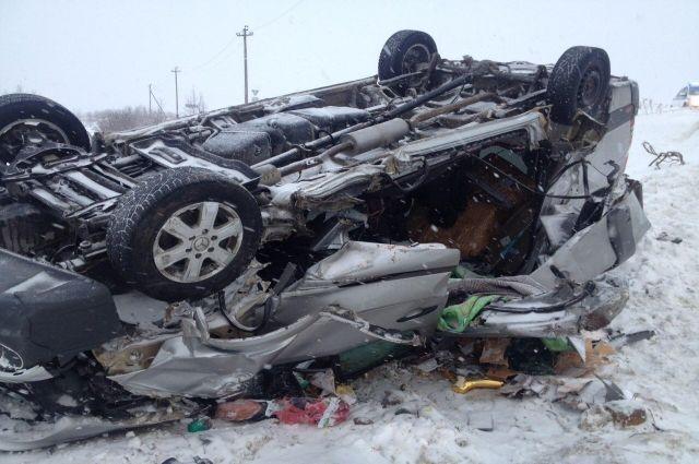 Сводка ГИБДД: на Ямале с 3 по 5 ноября произошли 37 ДТП (ФОТО)
