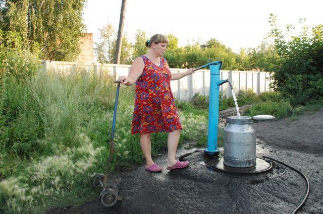 С 4 ноября в населённом пункте нет холодной воды из-за неисправности глубинного насоса.