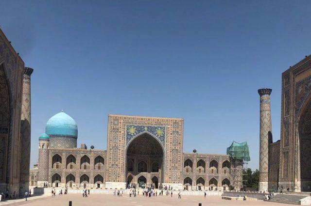 Узбекистан 2018.