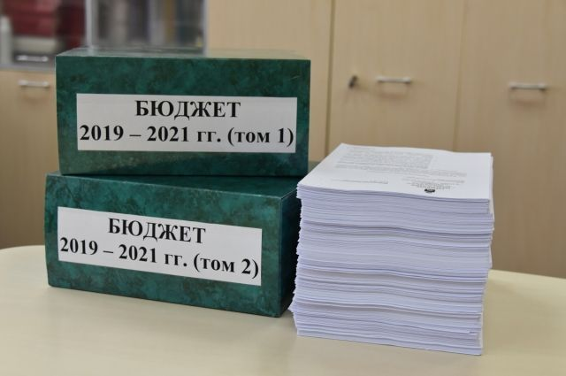 У депутатов есть месяц на рассмотрение проекта бюджета и принятие его в первом чтении.