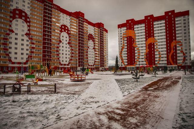 Матрешкин двор.