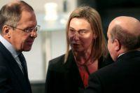 Европа не остановит диалог с Москвой из-за обострения в Украине, - Могерини