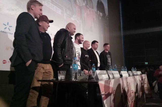 «Дике поле»: как прошла премьера фильма  по роману Сергея Жадана