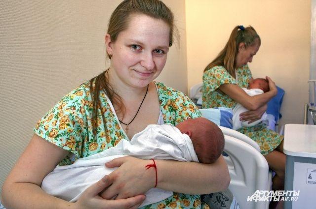 Когда впервые берёшь на руки малыша, понимаешь: вот оно, счастье!