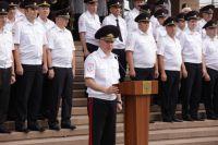 В подразделениях краевой полиции служат 17 тыс. человек.