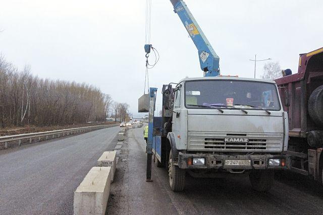 3 ноября, после спрямления, перезапустили движение по всем полосам в направлении из аэропорта в Пермь на кольце в районе д. Ванюки.