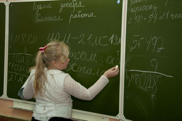 В Омской области после двухлетнего перерыва наконец-то открыли школу