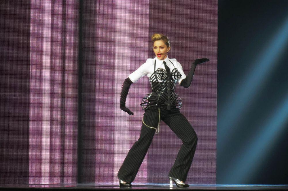 2016 год — Мадонна.
