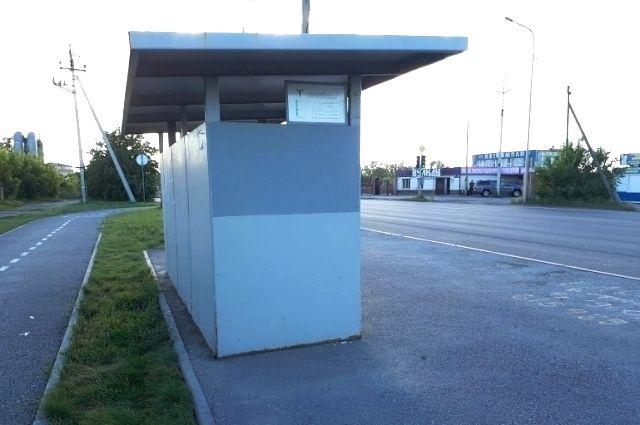 В Тюмени обустроили новые автобусные остановки