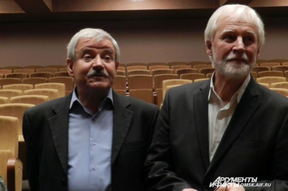 Николай Парасич и Владимир Витько