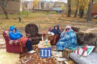 Жители ул. Белоглазова в Альметьевске теперь бомжи.