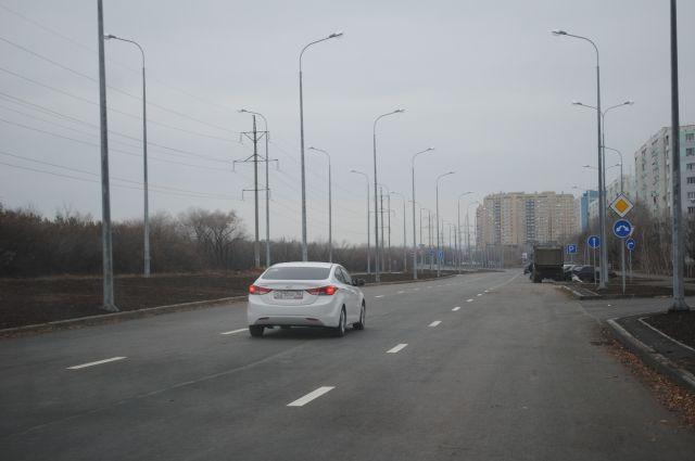 Дорога на пр.Северном разгрузит плотную застройку северо-восточной части Оренбурга.