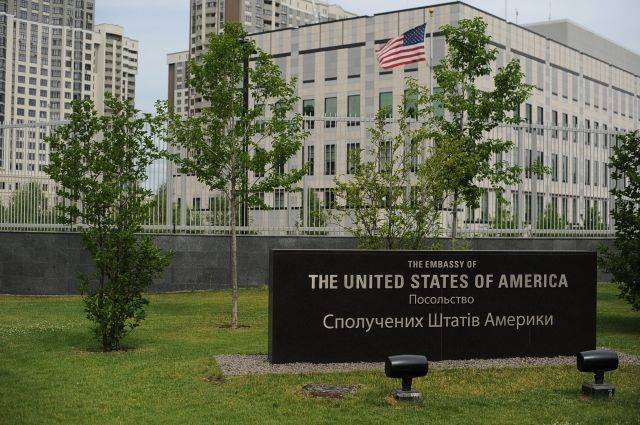 Посольство США опубликовало заявление к мирным жителям Востока Украины