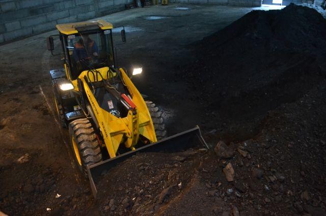 Запасы угля на котельных области на 37% превышают норматив.