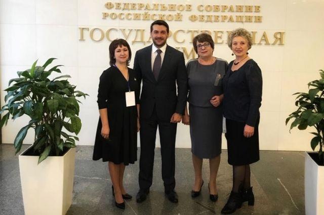 Александр Прокопьев встретился с земляками