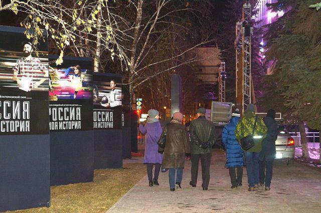 Более 50 тысяч тюменцев приняли участие в «Ночи искусств»