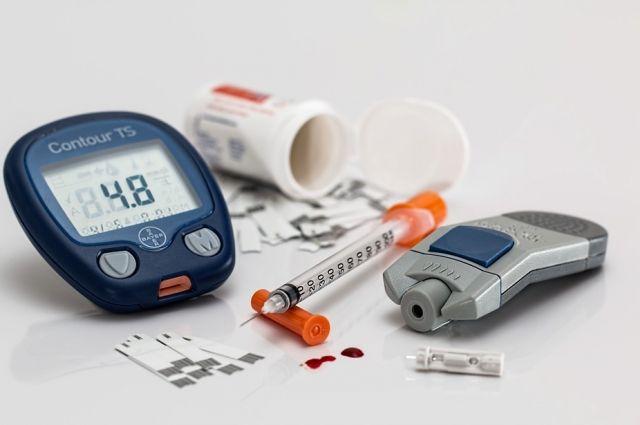Диабет требует постоянного самоконтроля.