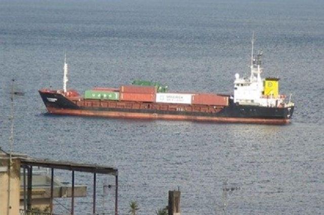 Украина не смогла продать арестованное ранее судно из России