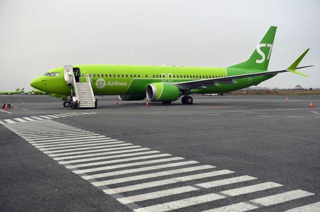 Летают ли в России Boeing 737 Max?