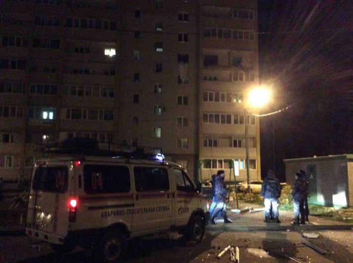 По версии следствия, взрыв устроил один из жителей новостройки.