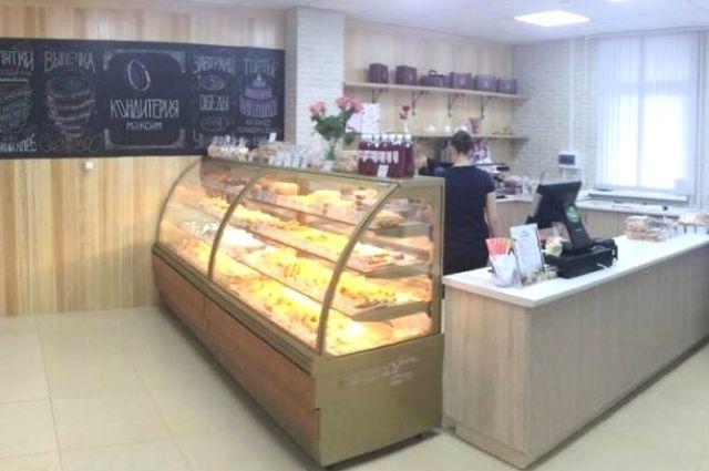 В тюменской поликлинике №5 появилось кафе