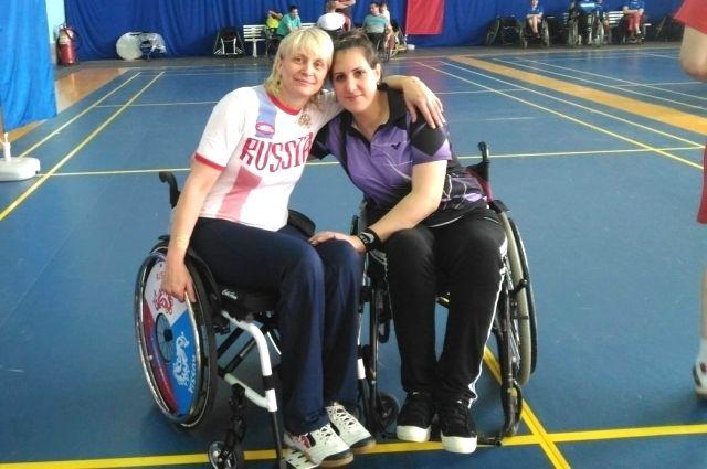 Встреча с Лилией Прокофьевой (слева) изменила жизнь Люси (справа).
