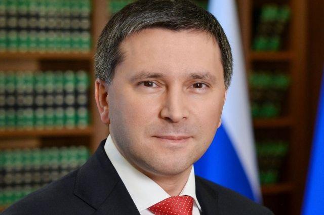 Дмитрий Кобылкин.