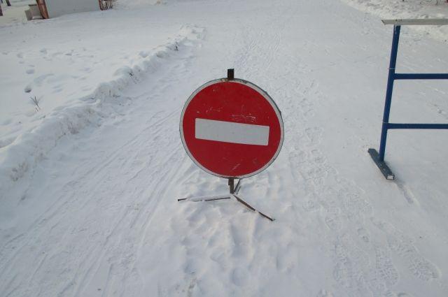 В центре Новосибирска сузят улицу из-за ремонта теплотрассы