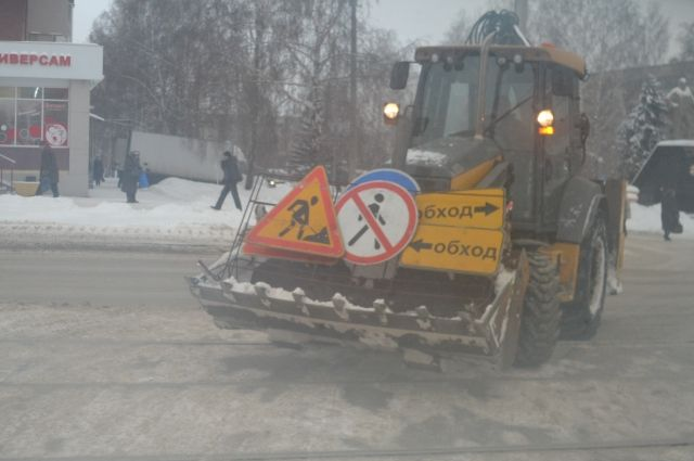 На плохую уборку снега кемеровчане могут жаловаться в «Жилкомцентр» по телефону 31-23-32..