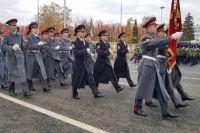 Пермские кадеты заняли 3 место.