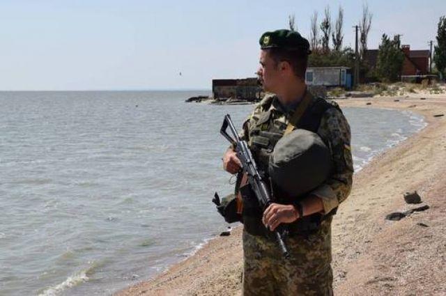 Украина увеличит вдвое зону контроля в Черном и Азовском море