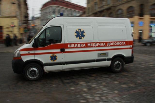 Новорожденный мальчик находится в тяжелом состоянии в реанимации роддома в Ровно.