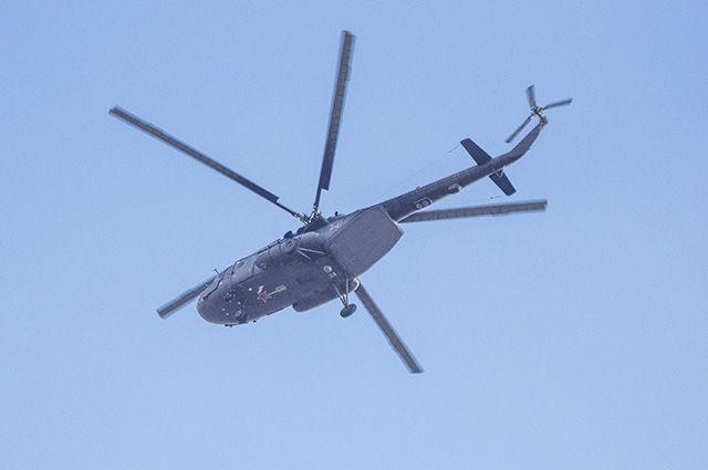ВТверской области разбился вертолет. Один человек умер, трое ранены