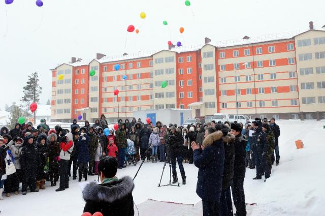На Ямале с начала года сдали около 80 тысяч квадратных метров жилья