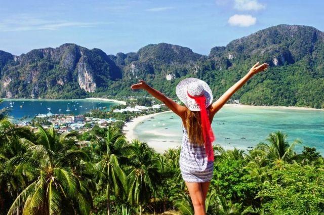 Украинцы смогут два месяца ездить в Таиланд без визы