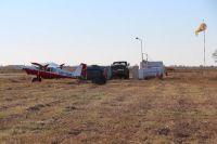 В Запорожской области бороться с бешенством помогает авиация