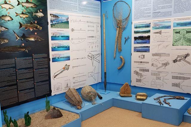 Раньше Сахюрта была рыбацким селом, теперь о забытом ремесле говорят только в музее.