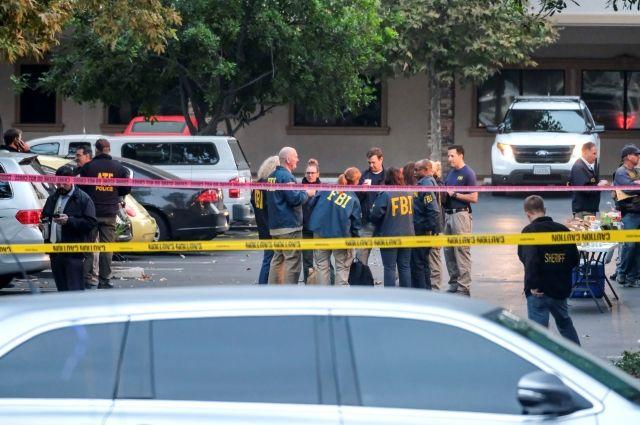 Полиция установила личность стрелка из Калифорнии