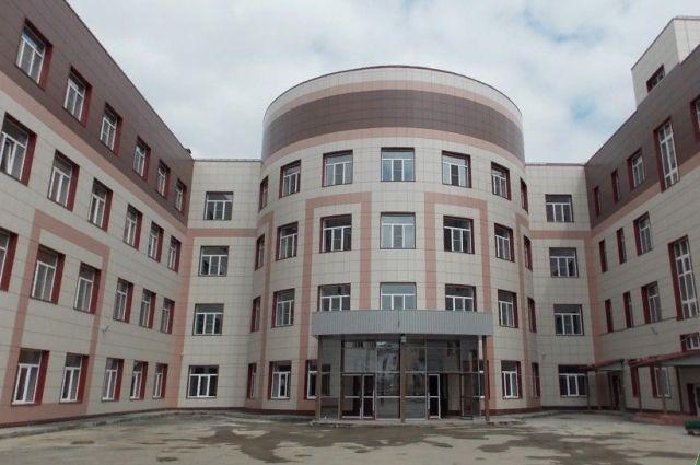 В школе №82 провели реконструкцию к 1 сентября.