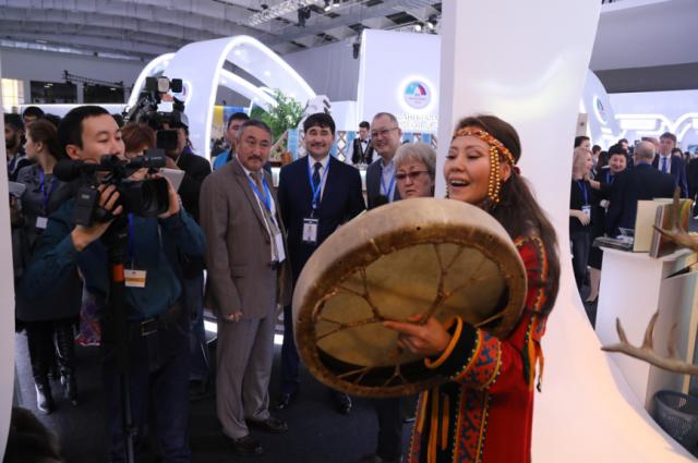 Ямальцы рассказали казахам о туристических возможностях округа