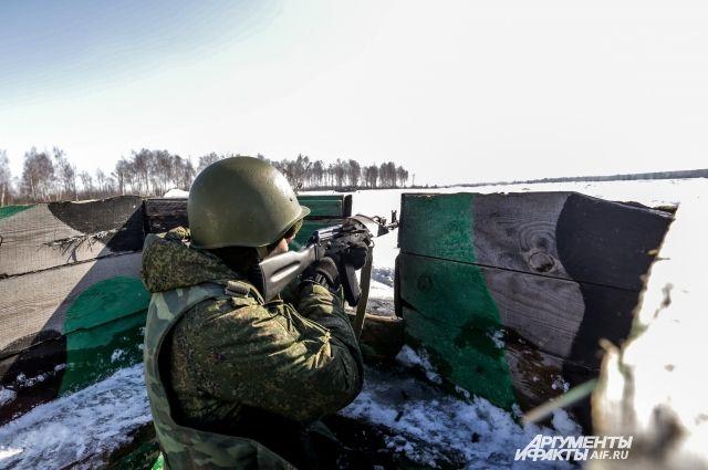 Солдаты, которые оставили часть по объективным причинам, смогут избежать наказания.