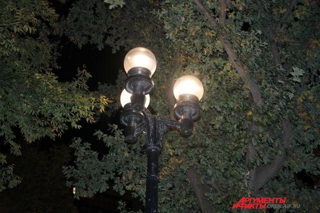 На центральных улицах Калининграда временно отключат фонари.