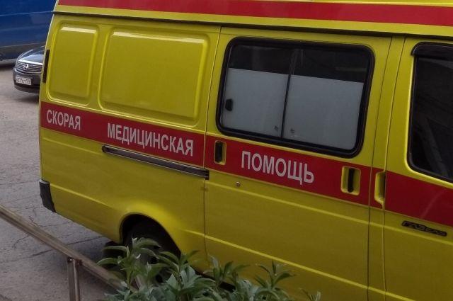 При пожаре в Ленинградской области погибли четыре человека